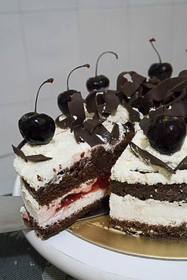 Kahlua black forest cake recipe