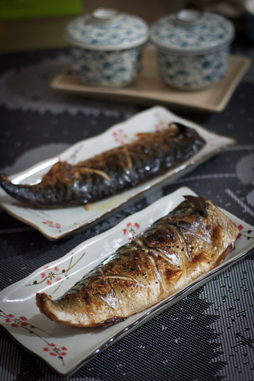 Oven broil saba fish extremely easy and hassle free for Broil fish in oven